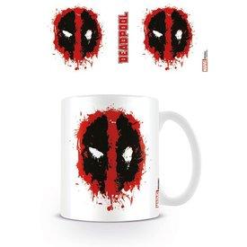 Deadpool Splat - Mug
