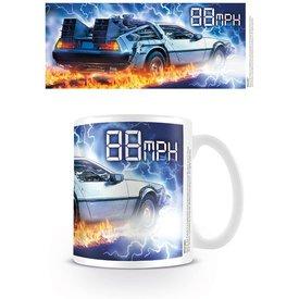 Back To The Future 88MPH - Mok