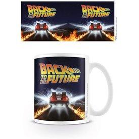 Back To The Future Delorean - Mug