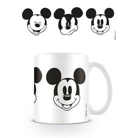 Mickey Mouse Faces - Mug