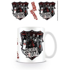 Suicide Squad Deniable Expendable - Mug
