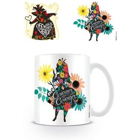 Alice In Wonderland Curiouser - Mug