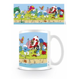 The Smurfs Village - Mug