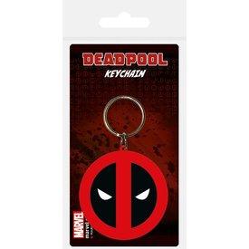 Deadpool Symbol - Keychain