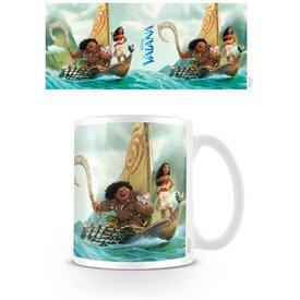 Vaiana Boat - Mug