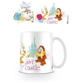 Beauty And The Beast Be Our Guest - Mug