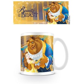Beauty And The Beast Tale As Old As Time - Mug