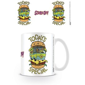 Scooby Doo Today's Special - Mug
