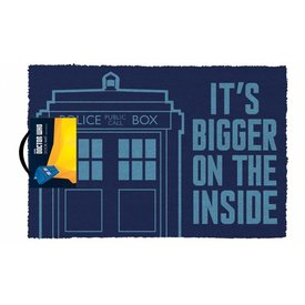 Doctor Who Tardis - Doormat