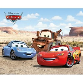 Cars Best Friends - Mini Poster