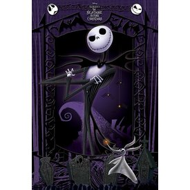 Nightmare Before Christmas It's Jack - Maxi poster