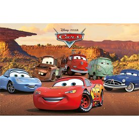 Disney Cars Characters – Maxi Poster