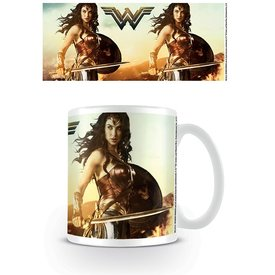 Wonder Woman Fierce - Mug