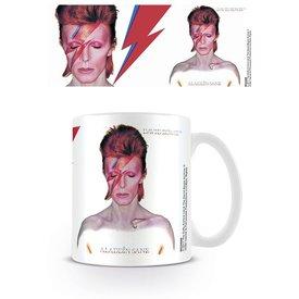 David Bowie Aladdin Sane - Mug