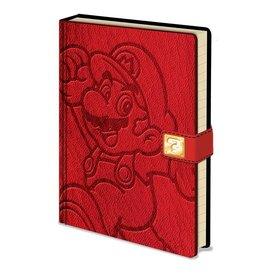 Super Mario - Premium A5 Notebook