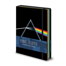 Pink Floyd  Dark Side Of The Moon - Premium A5 Notebook