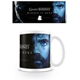 Game of Thrones Winter is Here Tyrion - Mug