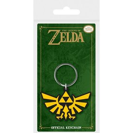 The Legend Of Zelda Triforce - Sleutelhanger