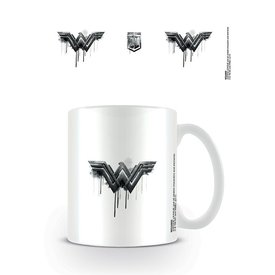 Justice League Movie  Wonder Woman Logo Drip - Mok