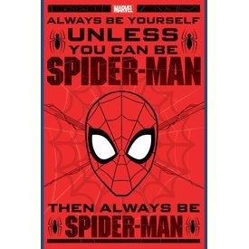 Spider-Man Always Be Yourself - Maxi Poster