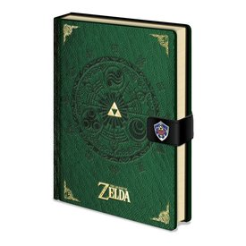 The Legend Of Zelda - Premium A5 Notitieboek