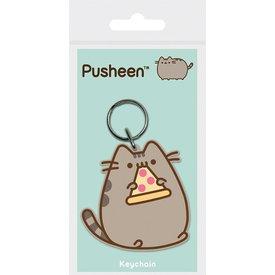 Pusheen Pizza - Sleutelhanger