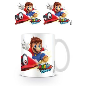 Super Mario Odyssey Cappy Throw - Mok