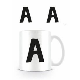 Alfabet Mok Letter A