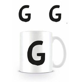 Alfabet Mok Letter G