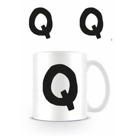Alfabet Mok Letter Q