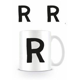 Alfabet Mok Letter R