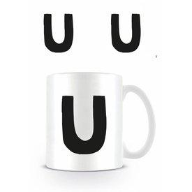 Alfabet Mok Letter U