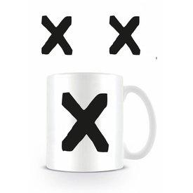 Alphabet Mug Letter X