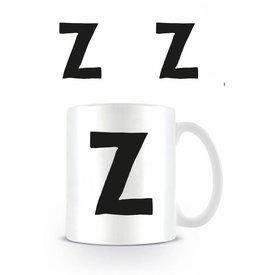 Alfabet Mok Letter Z