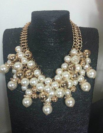 Prachtvolle Perlen