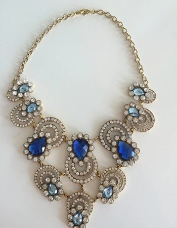 Crystal Chic No.1 Blau