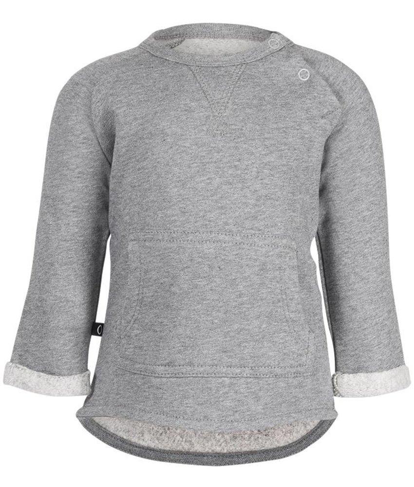 nOeser sweater Kangoo   moon grey