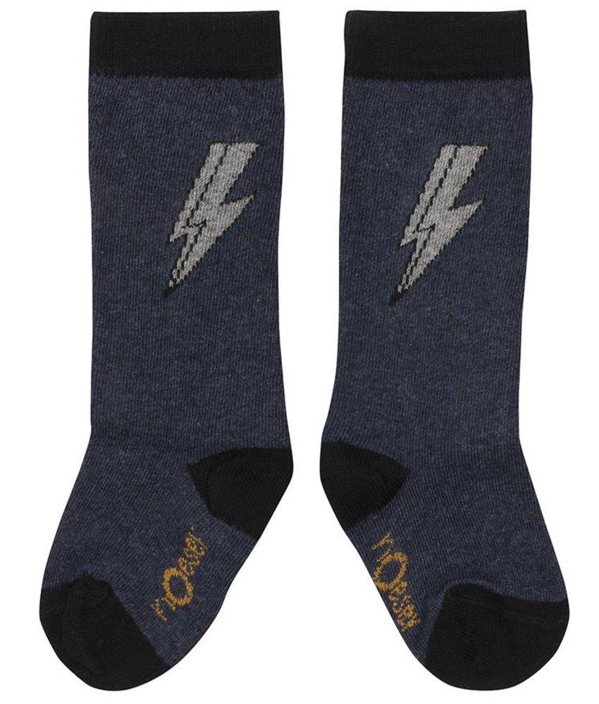 nOeser sokken Spacy Thunder   sky blue