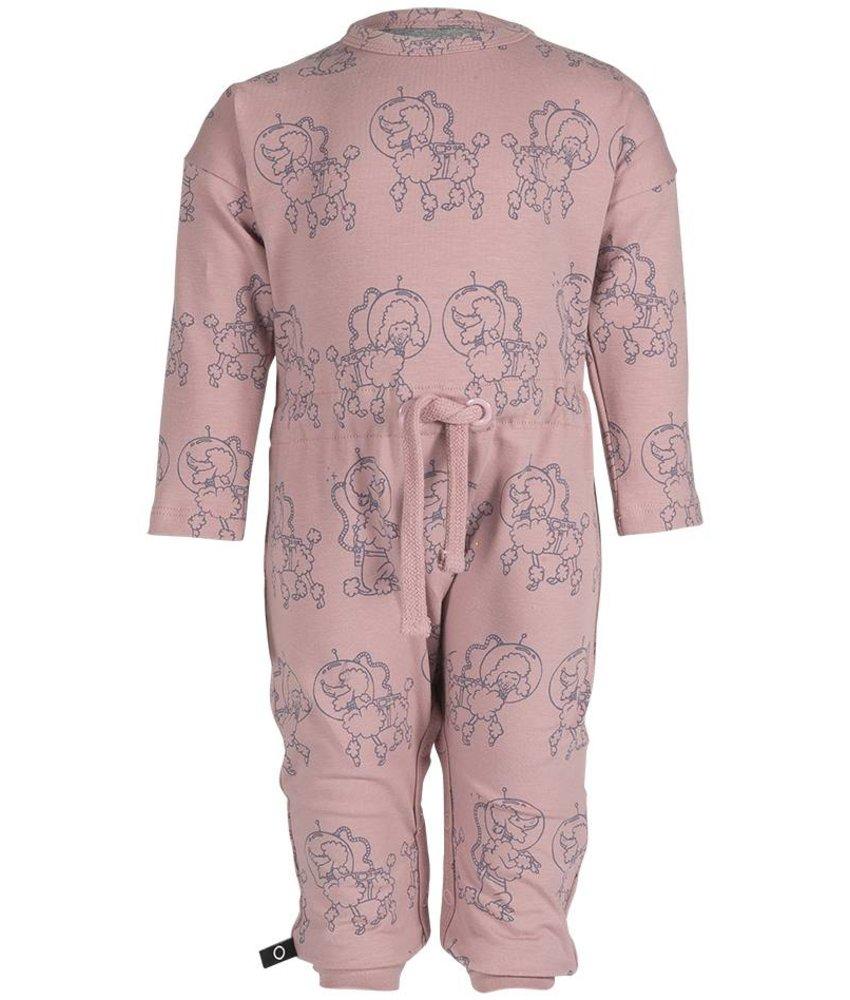 nOeser jumpsuit Drake Poodle   dreamy pink