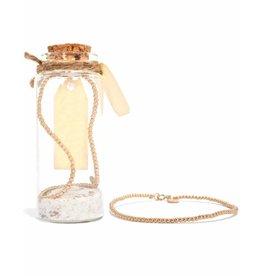 MIAB Jewels Gold Bracelet - Subtile