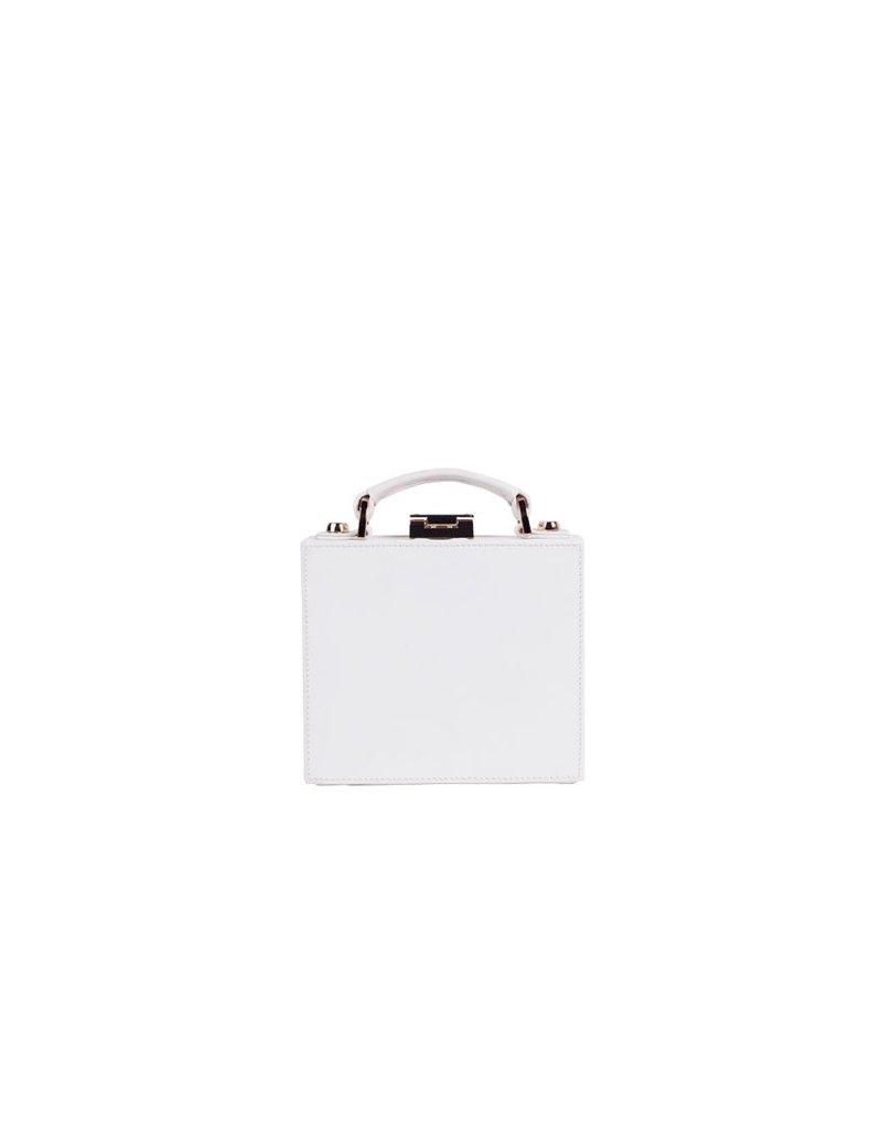 Wauw & Lulu 'Night Rider' Mini Box White