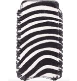 Zebra braided iPhone 5