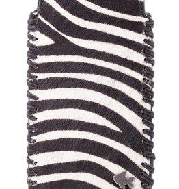 itZbcause Zebra braided iPhone 5