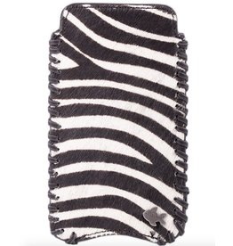 Zebra braided iPhone 5