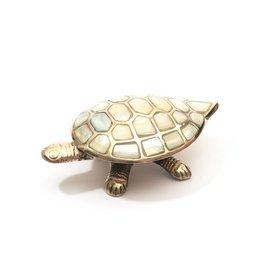 A la Schildpad sieradendoosje Panduk
