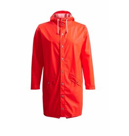 Rains - Long Jacket - Orange