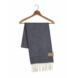 Yaco Lindo Lenco sjaal marine