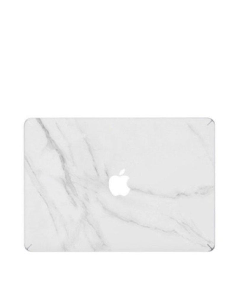 My Interior Musthaves Marble macbook sticker