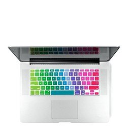 My Interior Musthaves Rainbow Silicone keyboard cover
