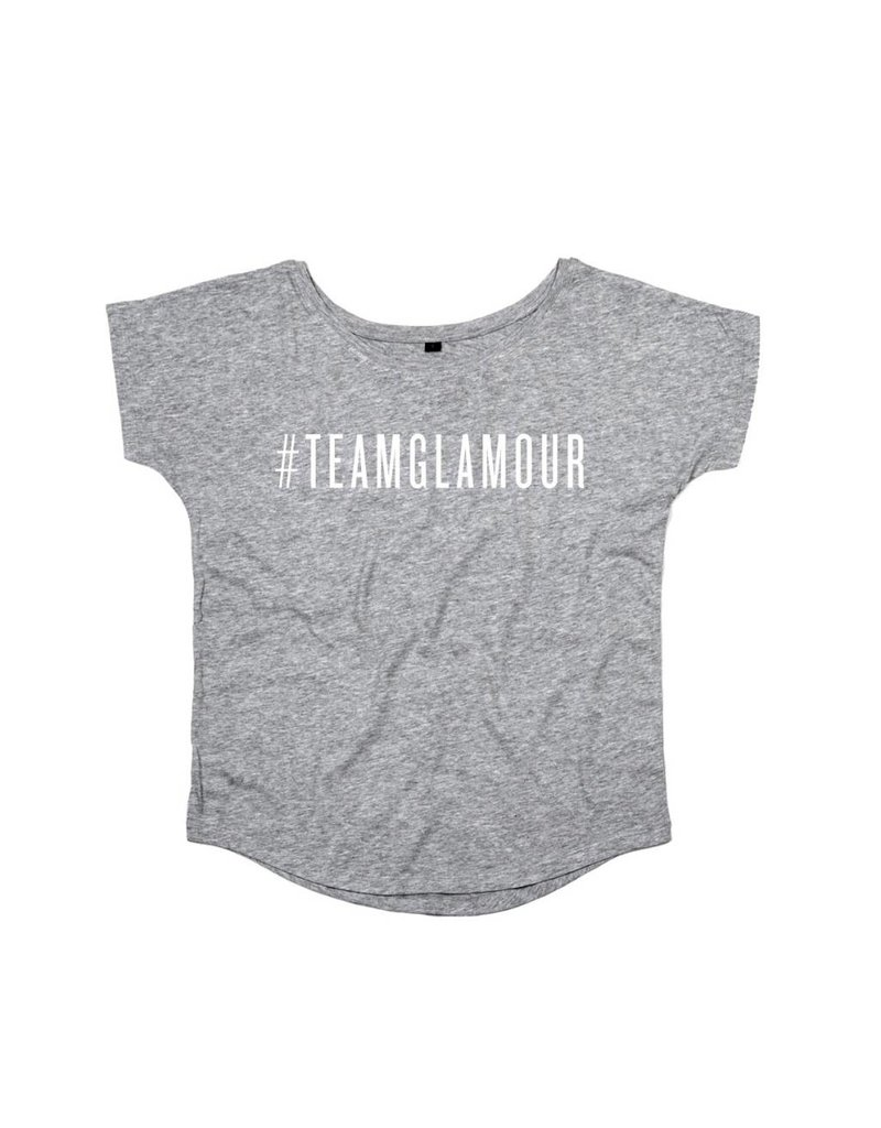 #TEAMGLAMOUR T-shirt
